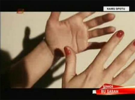 TV 8 | KAMU SPOTU - Kadına ...