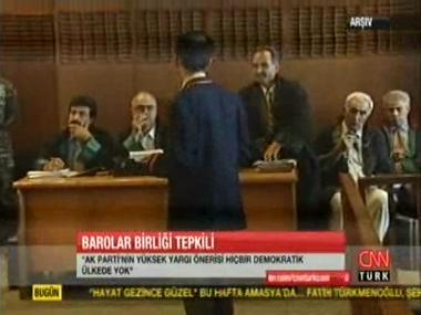 CNNTürk | Ak Partinin Yüksek Y...