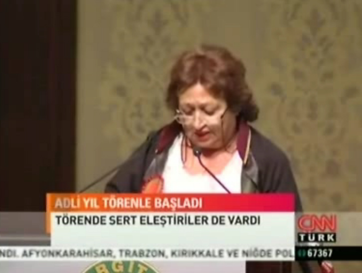 CNNTürk | Adli Yıl Açılış Töre...