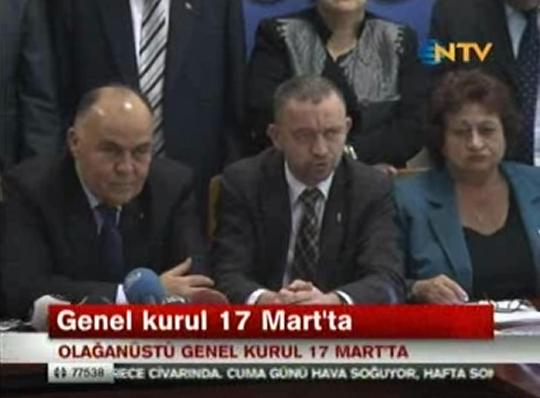 NTV | İstanbul Barosu'nun ...