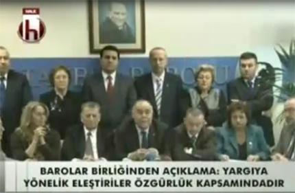 Halk TV | İstanbul Barosu Başk...