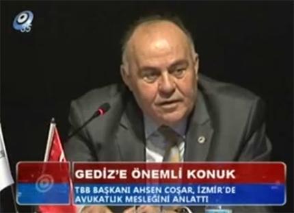 Kanal 35 | Türkiye Barolar Birl...