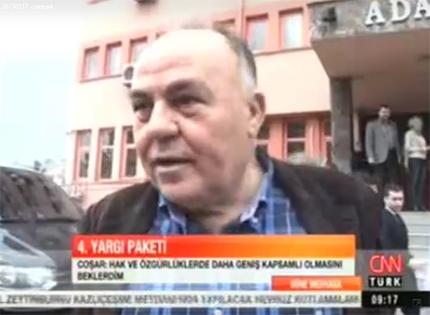 CNNTürk | Barolar Birliği Başk...
