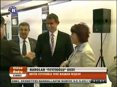 Kanal B | Türkiye Barolar Birl...