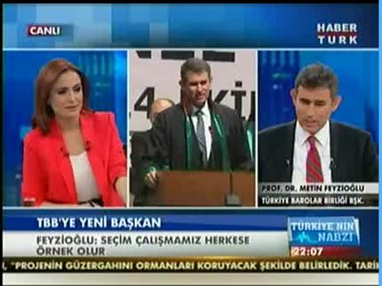 HaberTürk | TBB Başkanı Av.Metin...