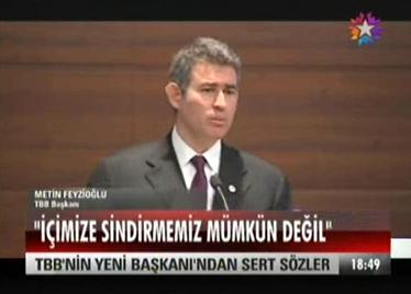 Star TV | TBB'NİN YENİ BAŞKANI...