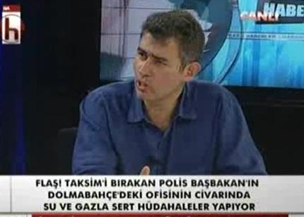 Halk TV | Taksimdeki Gezi Park...