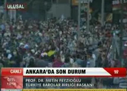 Ulusal Kanal | Metin Feyzioğlu Tele...