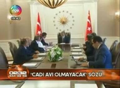 Ege TV | CUMHURBAŞKANI GÜL TÜ...