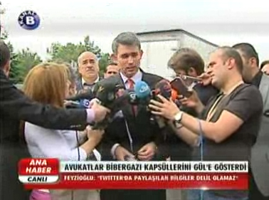 Kanal B | CUMHURBAŞKANI GÜL TÜ...