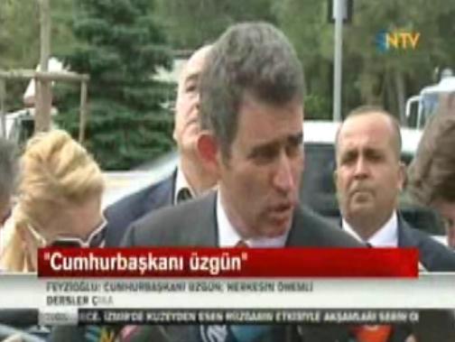 NTV | CUMHURBAŞKANI GÜL TÜ...