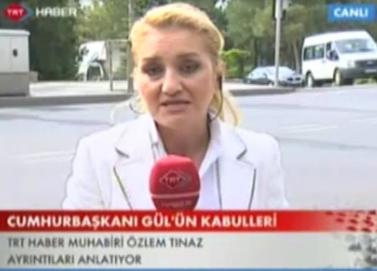 TRT 1 | CUMHURBAŞKANI GÜL'ÜN...
