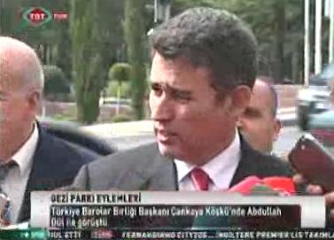TRT Türk | TÜRKİYE BAROLAR BİRL...