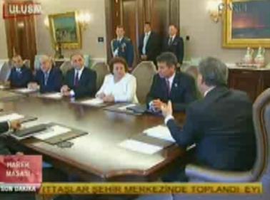 Ulusal Kanal | CUMHURBAŞKANI GÜL TÜ...