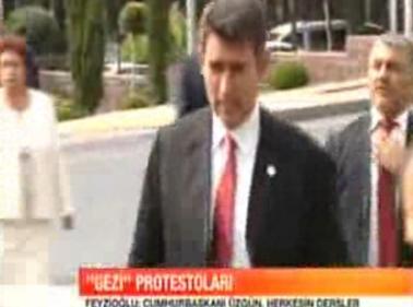 CNNTürk | CUMHURBAŞKANI GÜL TÜ...