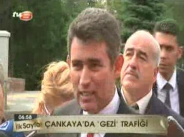 TV 8 | CUMHURBAŞKANI GÜL, T...