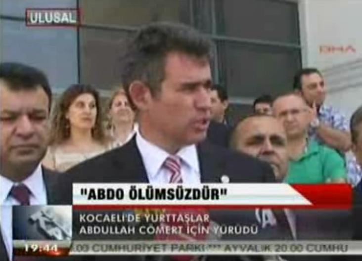 Ulusal Kanal | HATAYDA TAKSİM DİREN...
