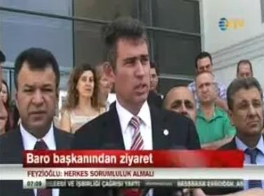 NTV | TBB BŞK. METİN FEYZİ...