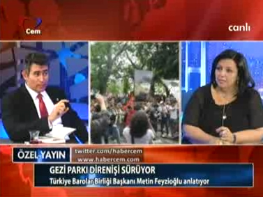 Cem TV | TÜRKİYE BAROLAR BİRL...