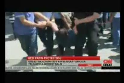 CNNTürk | ÇAĞLAYAN'DA EYLEM YA...