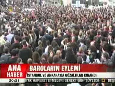 Ülke TV | ANKARA VE İSTANBUL B...