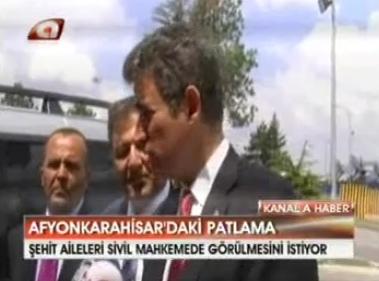 Kanal A | AFYONDA 25 ASKERİN Ş...