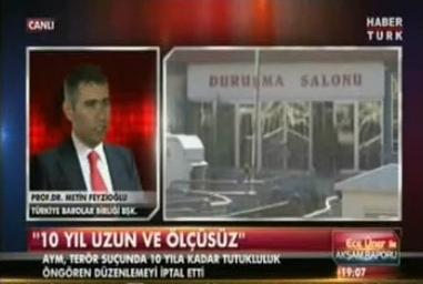 HaberTürk | ANAYASA MAHKEMESİ TE...