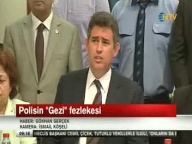 NTV | GEZİ PARKI EYLEMLERİ...