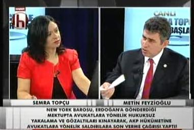 Halk TV | SEMRA TOPCU İLE GÜNE...