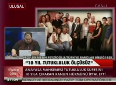 Ulusal Kanal | ANAYASA MAHKEMESİ TE...