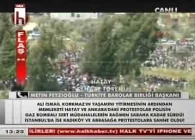 Halk TV | GEZİ OLAYLARI