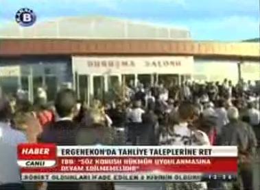 Kanal B | ERGENEKON'DA TAHLİYE...
