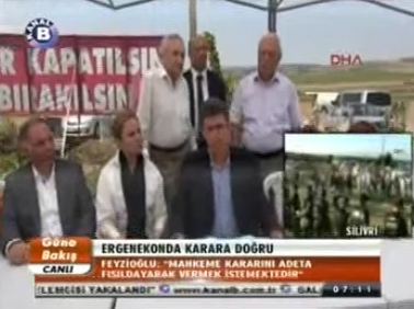Kanal B | TBB BAŞKANI METİN FE...