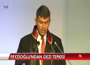 Kanal D | ADLİ YIL AÇILIŞ TÖRE...