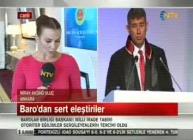 NTV | BAROLAR BİRLİĞİ BAŞK...