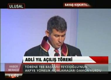 Ulusal Kanal | ADLİ YIL AÇILIŞ TÖRE...