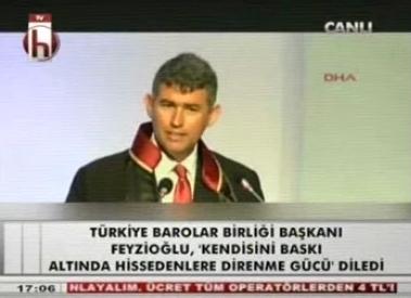 Halk TV | ADLİ YIL BUGÜN TÖREN...