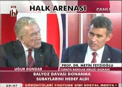 Halk TV | BALYOZ DAVASI KARARL...