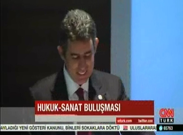 CNNTürk | TBB VE SANATÇILAR SA...