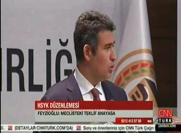 CNNTürk | TBB BAŞKANI METİN FE...