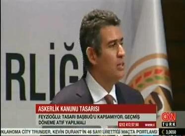 CNNTürk | TBB BAŞK. METİN FEYZ...