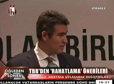 Halk TV | TBB TARAFINDAN HAKİM...