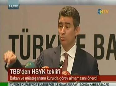 NTV | TBB TARAFINDAN HAKİM...