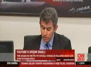 A Haber | TBB BAŞKANI METİN FE...