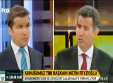 Fox TV | TBB Başkanı Av. Prof...