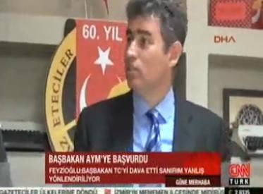 CNNTürk | TBB BŞK. METİN FEYZİ...