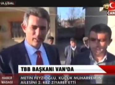 Ulusal Kanal | TBB BŞK.METİN FEYZİO...