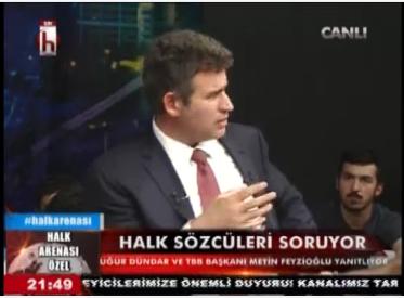 Halk TV | Uğur Dündar'la Halk ...