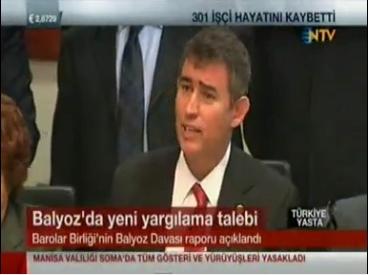 NTV | TBB BALYOZ DAVASI İL...
