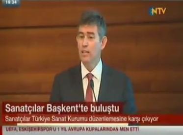 NTV | SANATÇILAR TÜRKİYE S...